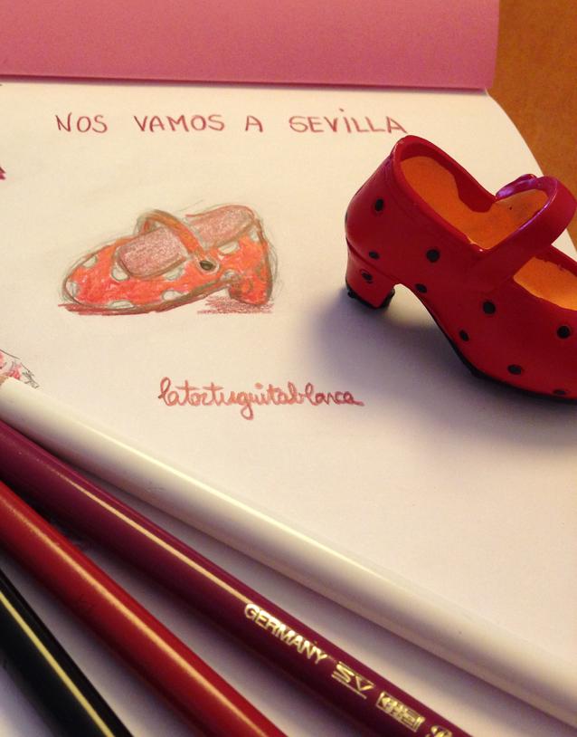 boceto-zapato-flamenco