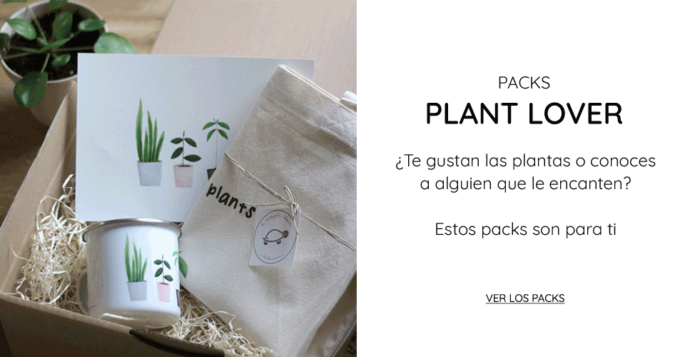 Packs PLANT LOVER