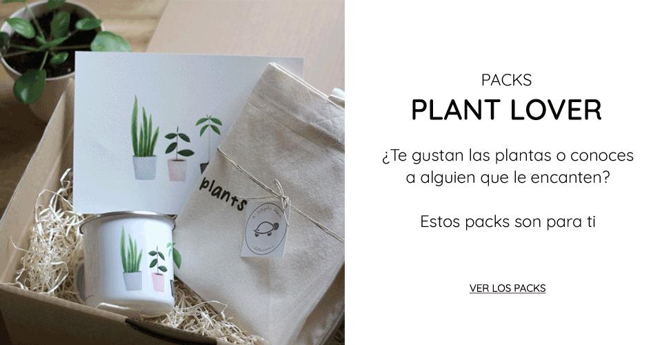 Packs PLANT LOVER