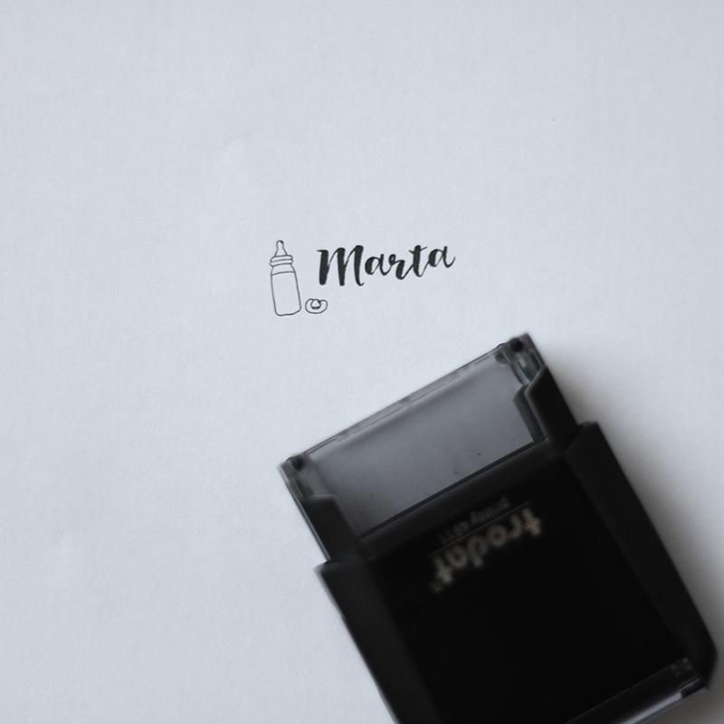 sello marca ropa bibe