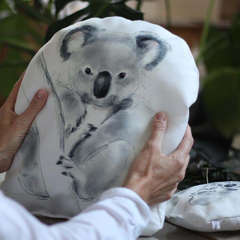cojin koala forma1