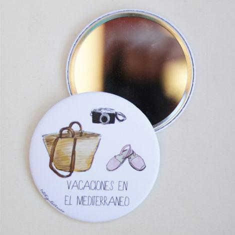 espejo vacaciones mediterrane