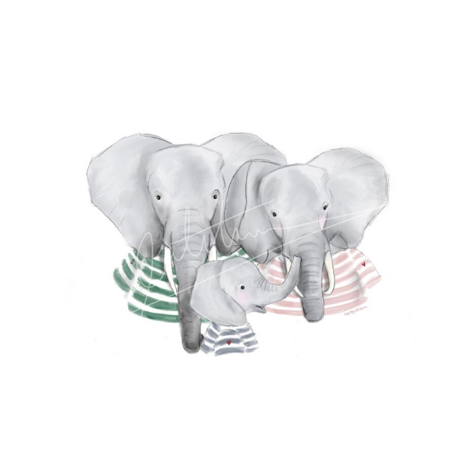 Familia_Elefante