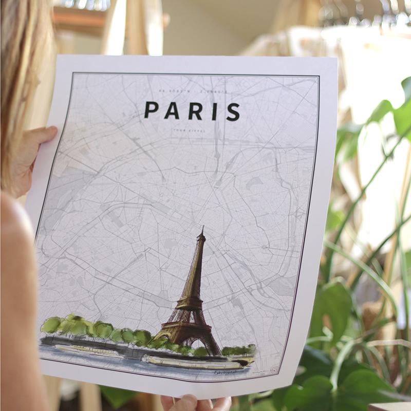 PARIS COORDENADAS ILUSTRADAS 3