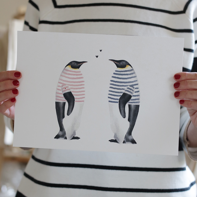 PINGUINO LOVERS