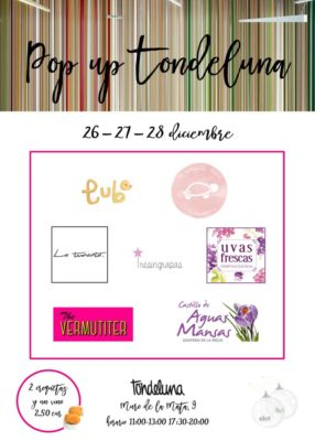 siete diseñadoras riojanas en Tondeluna