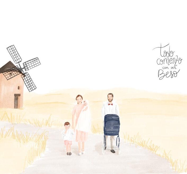 retrato-ilustrado-familia-1