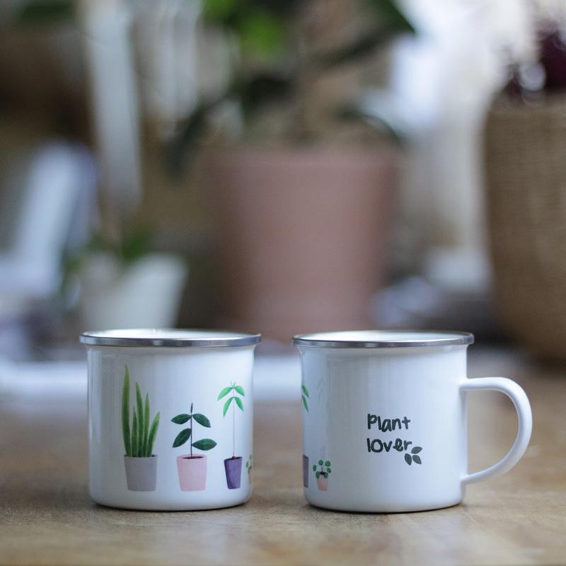 TAZA METAL PLANT LOVER