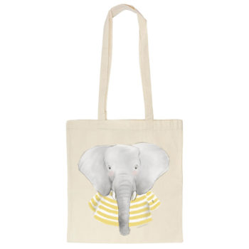 TOTE BAG ELEFANTE MARINERO