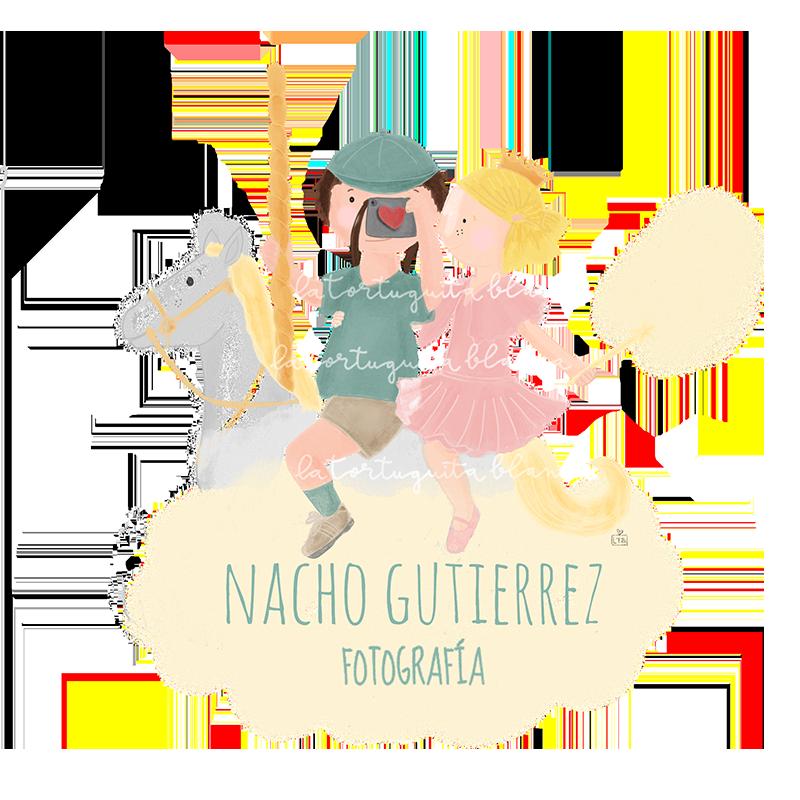 Logo Nacho Gutierrez Fotografía