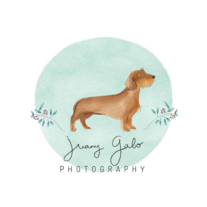 Logo Juany Galo Photography
