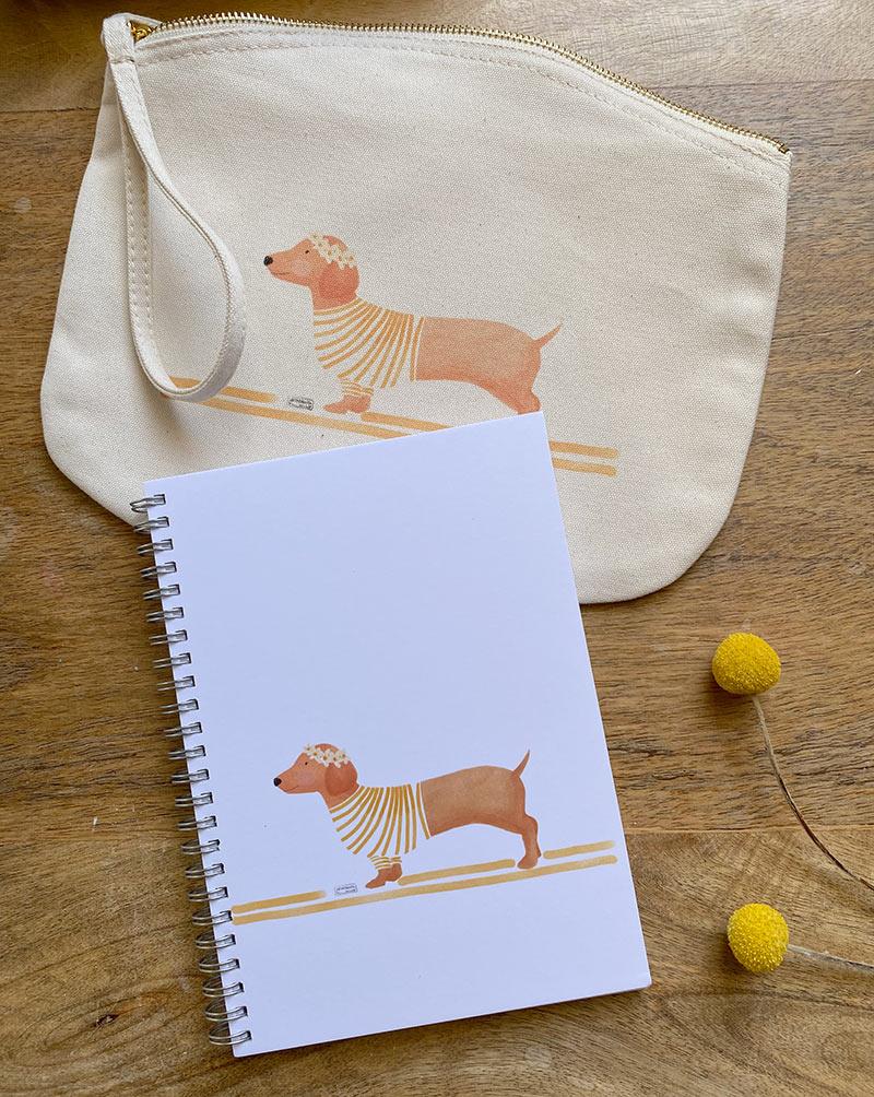 cuaderno-perro-salchicha-5