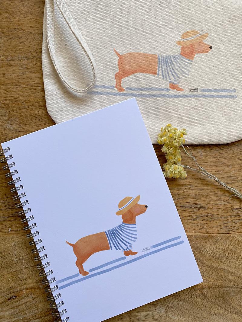 cuaderno-perro-salchicha-6