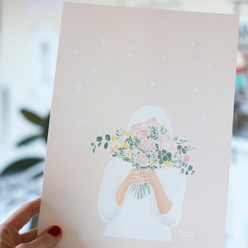 lamina tras las flores 1
