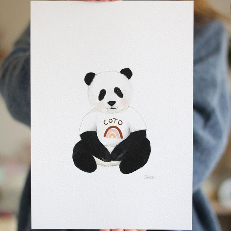 LAMINA-OSO-PANDA
