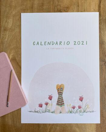calendario anual 2021